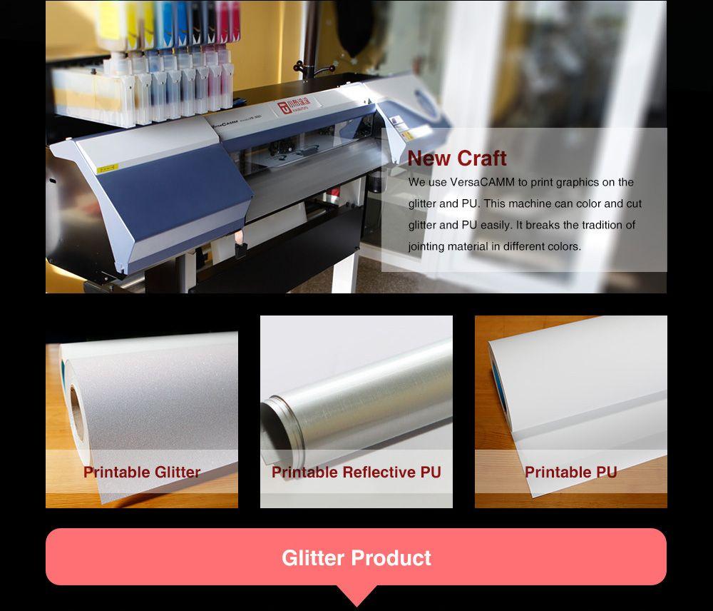 Printable Material Brings Huge Revolution