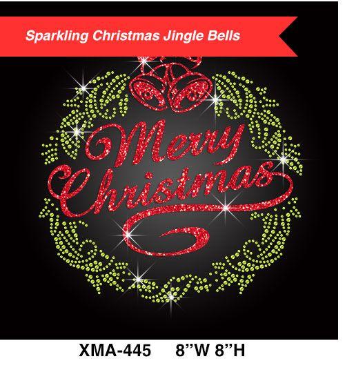shining-glitter-christmas-bell
