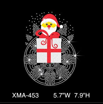 custom-glitter-santa-claus