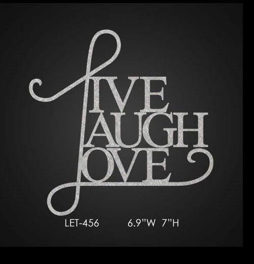 custom-letter-live-laugh-and-love