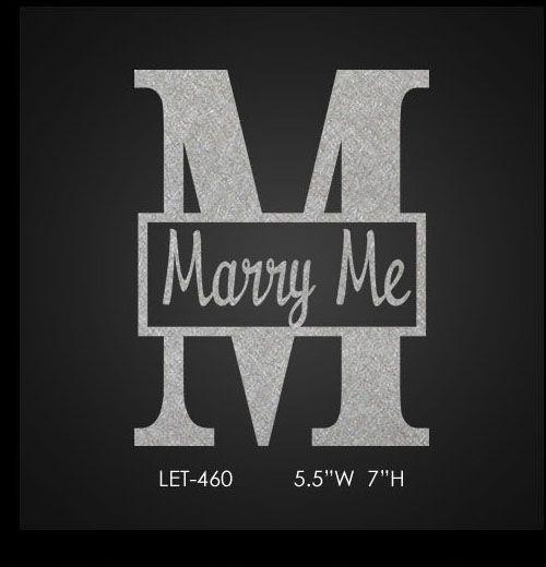 custom-silver-letter-marry-me