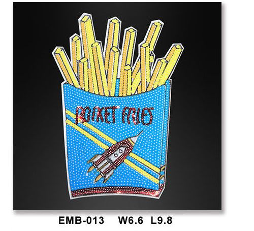 custom-french-fries-patch