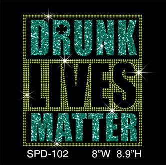 bulk-letters-drunk-lives-matter