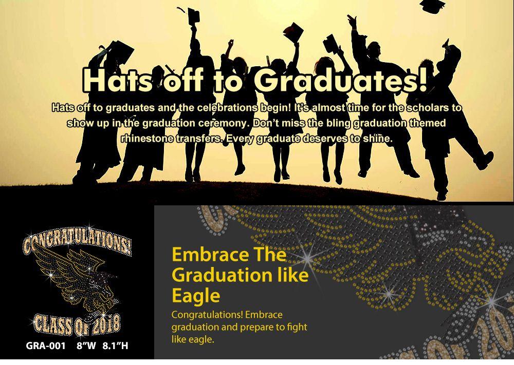 Hats off to Graduates