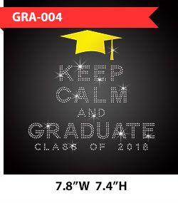 sale-keep-calm-and-graduate-diamante