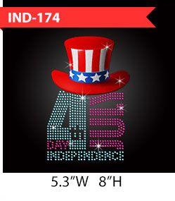 4th-of-july----hat-design