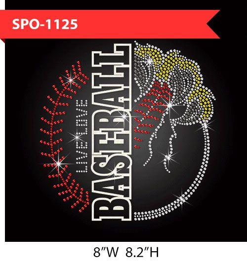bling-live-love-baseball