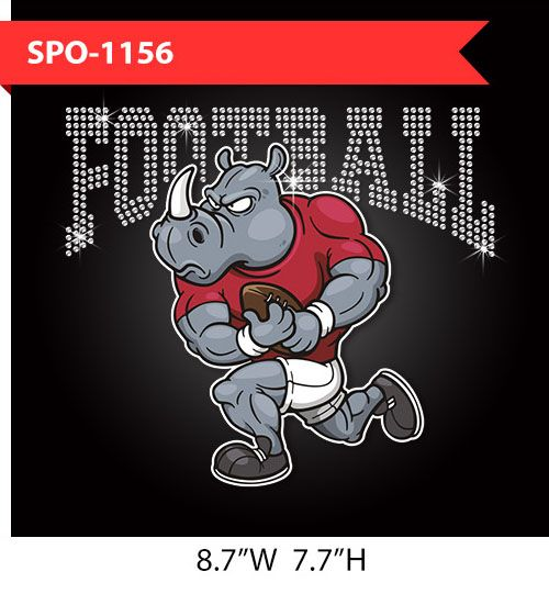 sporty-rhinoceros-football