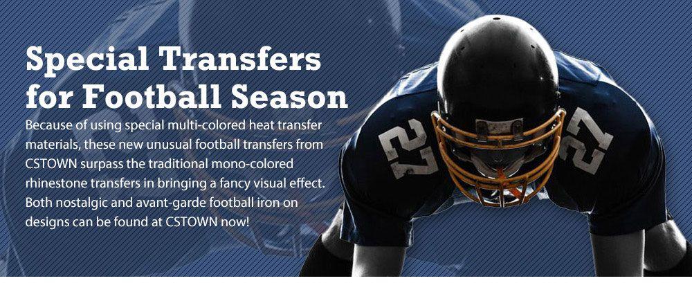 Special Transfers for Football Season