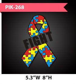custom-fight-cancer-colorful-ribbon-motif