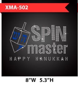 bling-rhinestone-spin-master-happy-hanukkah