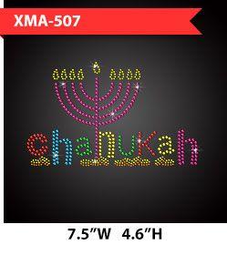 metal-rhinestud-menorah-for-chanukkah