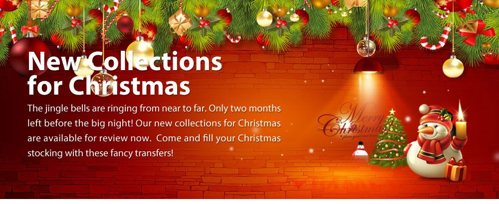 New Collections for Christmas