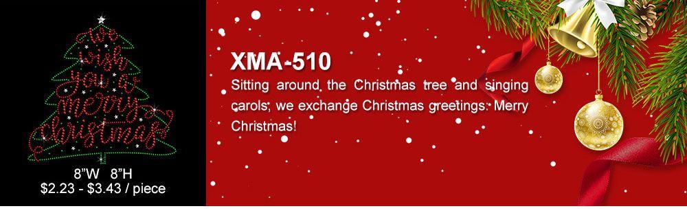 custom-christmas-tree-we-wish-you-a-merry-christmas