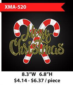 custom-candy-cane-merry-christmas