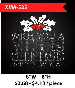 wholesale-crystal-christmas-themed