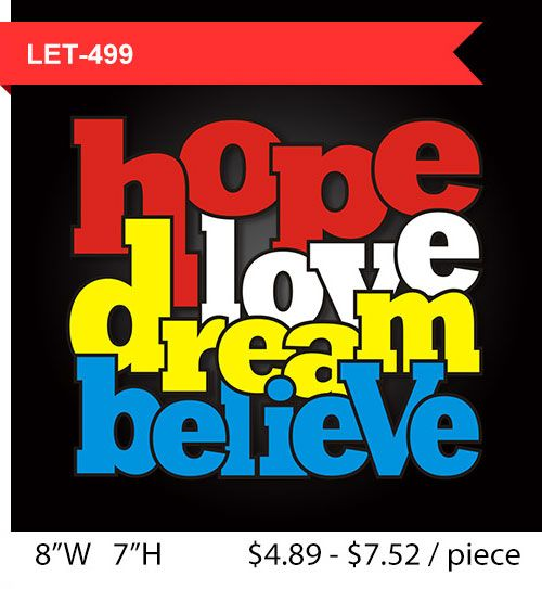 four-words-for-life-hope-love-dream-believe