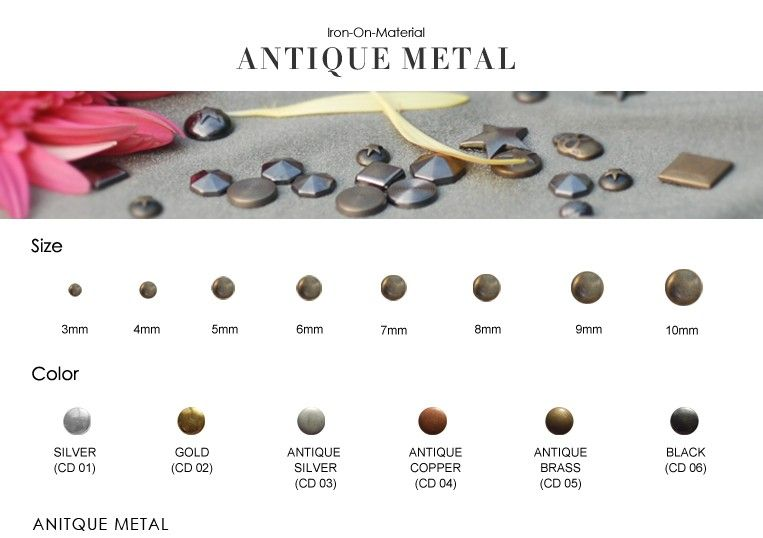 Antique Metal