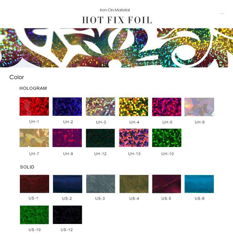Hot Fix Foil
