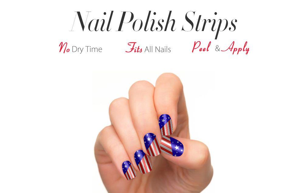 Nail Polish Strips – CSTOWN