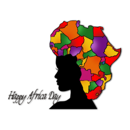 Happy Africa Day Heat Transfer