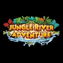 Jungle River Adventure Heat Transfer