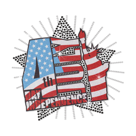 Lady Liberty & Independence Day Heat Transfer