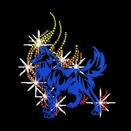 Iron on Wolf Transfers - CSTOWN