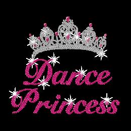 Magic Show Dance Collection- Sparkling Dance Princess Lettering