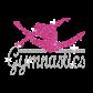 Gymnastics Love Iron-on Glitter Rhinestone Transfer