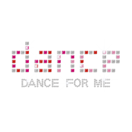Dance for Me Iron on Rhinestone Transfer Decal