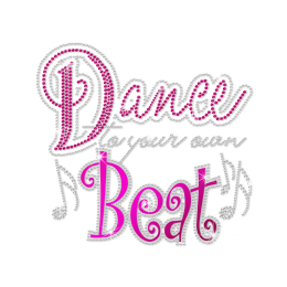 ISS Dance Beat Crystal Design