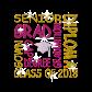 Shining Diploma And Degree Rhinestone Motif