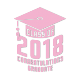 Customized Congratulations Graduates Heat Transfer