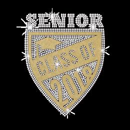 Online Senior Class of 2018 Nailhead Decal
