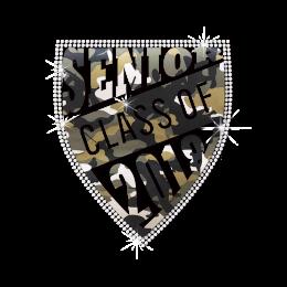 Sale Camouflage Senior Class Nailhead Logo