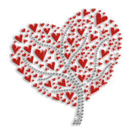 Magic Show Heart Collection- Love Tree