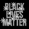 Wholesale Black Lives Matter Iron on Rhinestone Transfer Decal