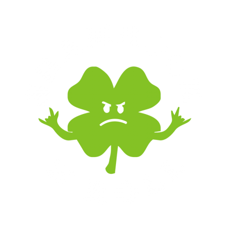 Bulk Graphic Shamrock Rolls Vinyl Design