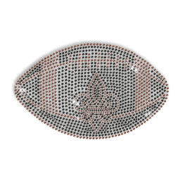 Hotfix Sports Design Rhinestud Football Transfer