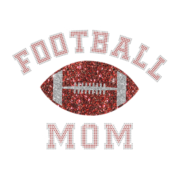 Magic Show Sports Collection- Classic Football Mom Design