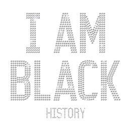 Crystal I Am Black History Iron on Rhinestone Transfer Motif