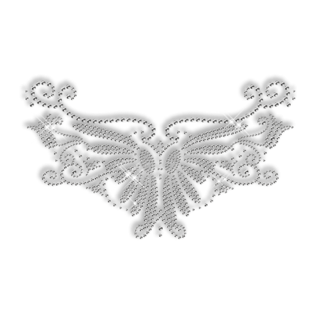 Iron on Wings Transfer Design for T shirt