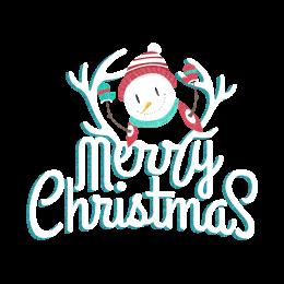 Custom Snowman Glitter Design with Woolen Cap
