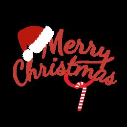 Printing Merry Christmas Transfer for Xmas Day