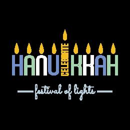 Wholesale Hanukkah Celebrate Heat Transfer