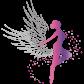 Dance Like An Angel Printable Glitter Transfer