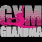 Gym Grandma Holographic And Nailhead Transfer