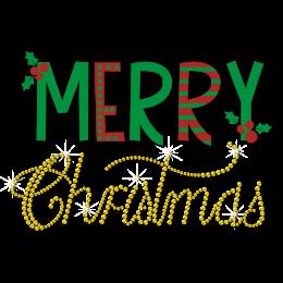 Printable Vinyl Merry Christmas