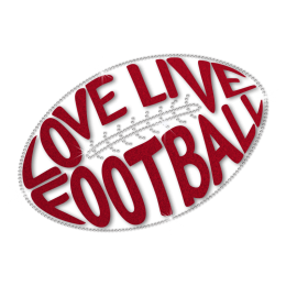 Love Live Football Heat Transfer Design